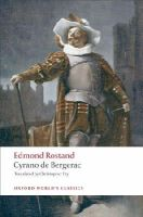 Rostand, Edmond - Cyrano de Bergerac: A Heroic Comedy in Five Acts (Oxford World's Classics) - 9780199539239 - V9780199539239
