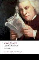 Boswell, James - Life of Johnson - 9780199540211 - V9780199540211