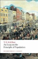 Malthus, Thomas - An Essay on the Principle of Population - 9780199540457 - V9780199540457