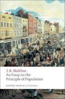 Malthus, Thomas - An Essay on the Principle of Population - 9780199540457 - V9780199540457