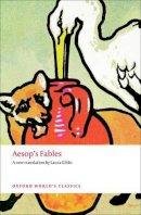 Aesop - Aesop's Fables - 9780199540754 - V9780199540754