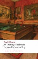 David Hume - An Enquiry concerning Human Understanding (Oxford World's Classics) - 9780199549900 - V9780199549900