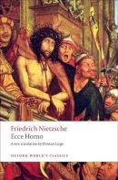Nietzsche, Friedrich Wilhelm - Ecce Homo - 9780199552566 - V9780199552566