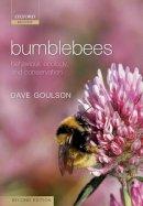 Goulson, Dave - Bumblebees - 9780199553075 - V9780199553075