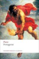 Plato - Protagoras - 9780199555659 - V9780199555659