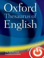 Oxford Dictionaries. - The Oxford Thesaurus of English - 9780199560813 - V9780199560813