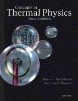 Blundell, Stephen J.; Blundell, Katherine - Concepts in Thermal Physics - 9780199562107 - V9780199562107