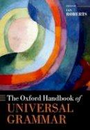 - The Oxford Handbook of Universal Grammar (Oxford Handbooks) - 9780199573776 - V9780199573776