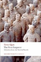 Qian, Sima - The First Emperor - 9780199574391 - V9780199574391
