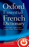 Oxford Dictionaries - Oxford Essential French Dictionary: French- English - English-French - 9780199576388 - V9780199576388
