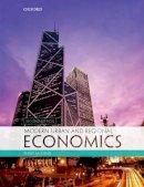 McCann, Philip - Modern Urban and Regional Economics - 9780199582006 - V9780199582006