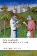 Mandeville, Sir John - The Book of Marvels and Travels - 9780199600601 - V9780199600601