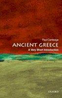 Cartledge, Paul - Ancient Greece - 9780199601349 - V9780199601349