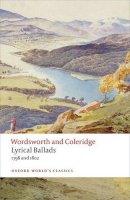 Wordsworth, William; Coleridge, Samuel Taylor - Lyrical Ballads - 9780199601967 - V9780199601967