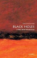 Blundell, Katherine M. - Black Holes: A Very Short Introduction - 9780199602667 - V9780199602667