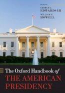 - The Oxford Handbook of the American Presidency - 9780199604418 - V9780199604418