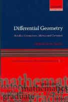 Taubes, Clifford - Differential Geometry - 9780199605873 - V9780199605873