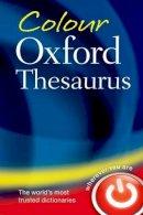 Oxford Dictionaries - Colour Oxford Thesaurus - 9780199607921 - V9780199607921