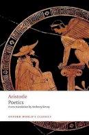 Aristotle - Poetics - 9780199608362 - V9780199608362