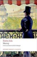 Zola, Émile, Minogue, Valerie - Money (Oxford World's Classics) - 9780199608379 - V9780199608379