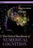 - The Oxford Handbook of Numerical Cognition (Oxford Library of Psychology) - 9780199642342 - V9780199642342