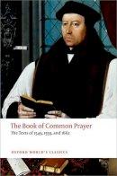 Cummings, Brian - The Book of Common Prayer - 9780199645206 - V9780199645206