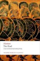 Homer, Verity, Anthony, Graziosi, Barbara - The Iliad (Oxford World's Classics) - 9780199645213 - V9780199645213
