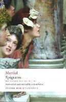 Martial - Epigrams: With parallel Latin text (Oxford World's Classics) - 9780199645459 - V9780199645459