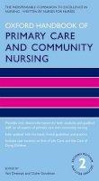 - Oxford Handbook of Primary Care and Community Nursing (Oxford Handbooks in Nursing) - 9780199653720 - V9780199653720