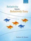 Steane, Andrew M. - Relativity Made Relatively Easy - 9780199662869 - V9780199662869