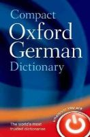 Oxford Dictionaries - Compact Oxford German Dictionary - 9780199663125 - V9780199663125