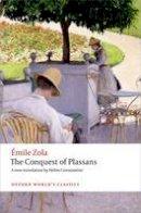 Zola, Émile, Constantine, Helen, McGuinness, Patrick - The Conquest of Plassans (Oxford World's Classics) - 9780199664788 - V9780199664788