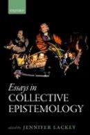 - Essays in Collective Epistemology - 9780199665808 - V9780199665808