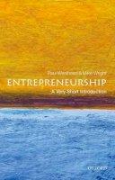 Westhead, Paul; Wright, Mike - Entrepreneurship: A Very Short Introduction - 9780199670543 - V9780199670543