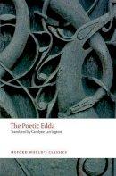 - The Poetic Edda (Oxford World's Classics) - 9780199675340 - V9780199675340