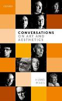 Maes, Hans - Conversations on Art and Aesthetics - 9780199686100 - V9780199686100