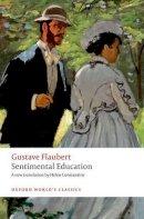 Flaubert, Gustave - Sentimental Education - 9780199686636 - V9780199686636