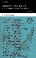 Coakley, J. F. - Robinson's Paradigms and Exercises in Syriac Grammar - 9780199687176 - V9780199687176
