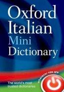 Oxford Dictionaries - Oxford Italian Mini Dictionary - 9780199692651 - V9780199692651