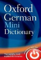 Oxford Dictionaries - Oxford German Mini Dictionary - 9780199692668 - V9780199692668