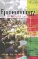 Rothman, Kenneth J. - Epidemiology: An Introduction - 9780199754557 - V9780199754557
