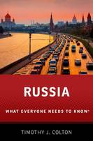 Colton, Timothy J. - Russia: What Everyone Needs to Know - 9780199917792 - V9780199917792