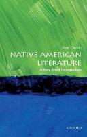 Teuton, Sean - American Indian Literature A Very Short Introduction (Very Short Introductions) - 9780199944521 - V9780199944521