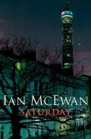 Ian McEwan - Saturday - 9780224076753 - KSG0015571