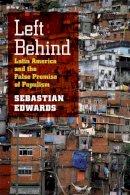 Edwards, Sebastian - Left Behind - 9780226004662 - V9780226004662