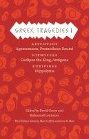 Griffith, Mark, Most, Glenn, Grene, David, Lattimore, Richmond - Greek Tragedies 1 - 9780226035284 - V9780226035284