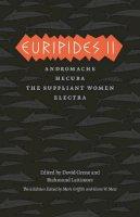 Euripides - Euripides II - 9780226308784 - V9780226308784