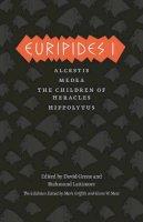 Euripides - Euripides I - 9780226308807 - V9780226308807