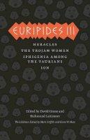 Euripides - Euripides III - 9780226308821 - V9780226308821