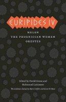 Euripides - Euripides IV - 9780226308968 - V9780226308968